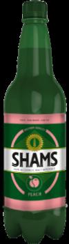 نوشیدنی مالت شمس هلویی | shamsmalt