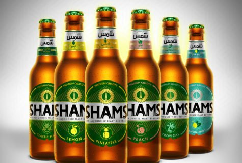 Get to Know Shams Non-Alcoholic Malt Beverages