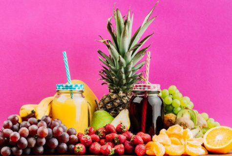 آیا آب میوه های موجود در بازار برای سلامت بدن مفید هستند؟