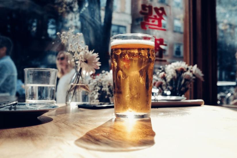 بررسی طبع (مزاج) نوشیدنی مالت